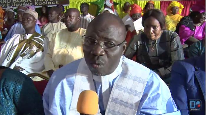 Mohamed Ndiaye «Rahma» : «Le Saloum appartient à Macky Sall»