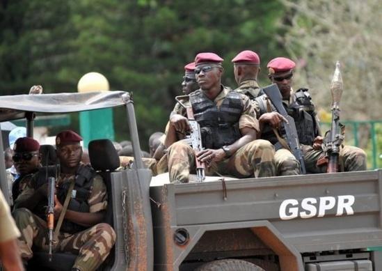Nouvel incident au Burkina Faso : échanges de tirs entre la Garde présidentielle et des assaillants
