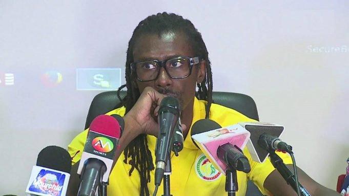 Matchs amicaux : Aliou Cissé dévoilera sa liste mercredi 7 mars