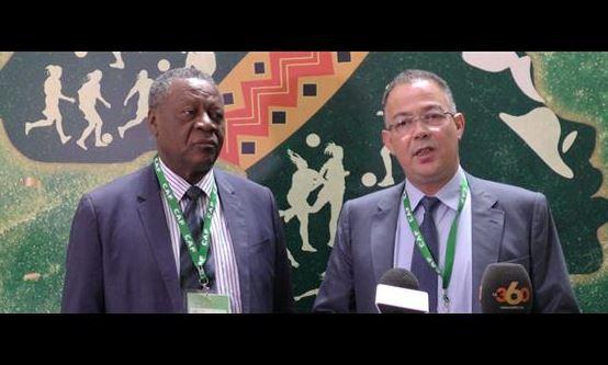 Coupe d'Afrique : Cameroun et Maroc font équipe pour la CAN Total 2019