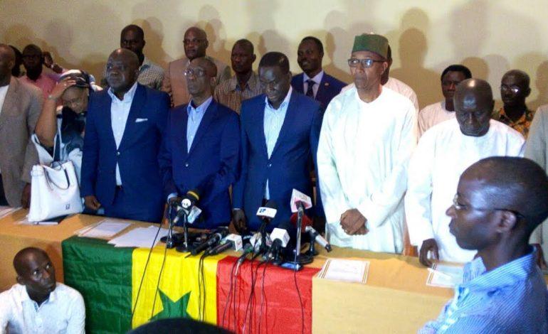 Processus électoral : l'opposition flaire une collusion entre la majorité et le commandement territorial