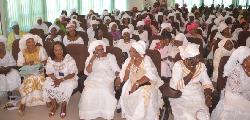 Célébration du 8 Mars : Les femmes du ministère de l'environnement pas en reste