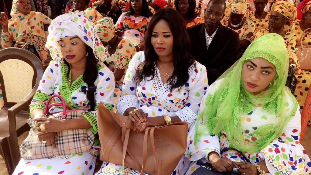 Journée internationale de la Femme : Mme Fatoumata Niang Ba honorée par les femmes de Grand-Yoff