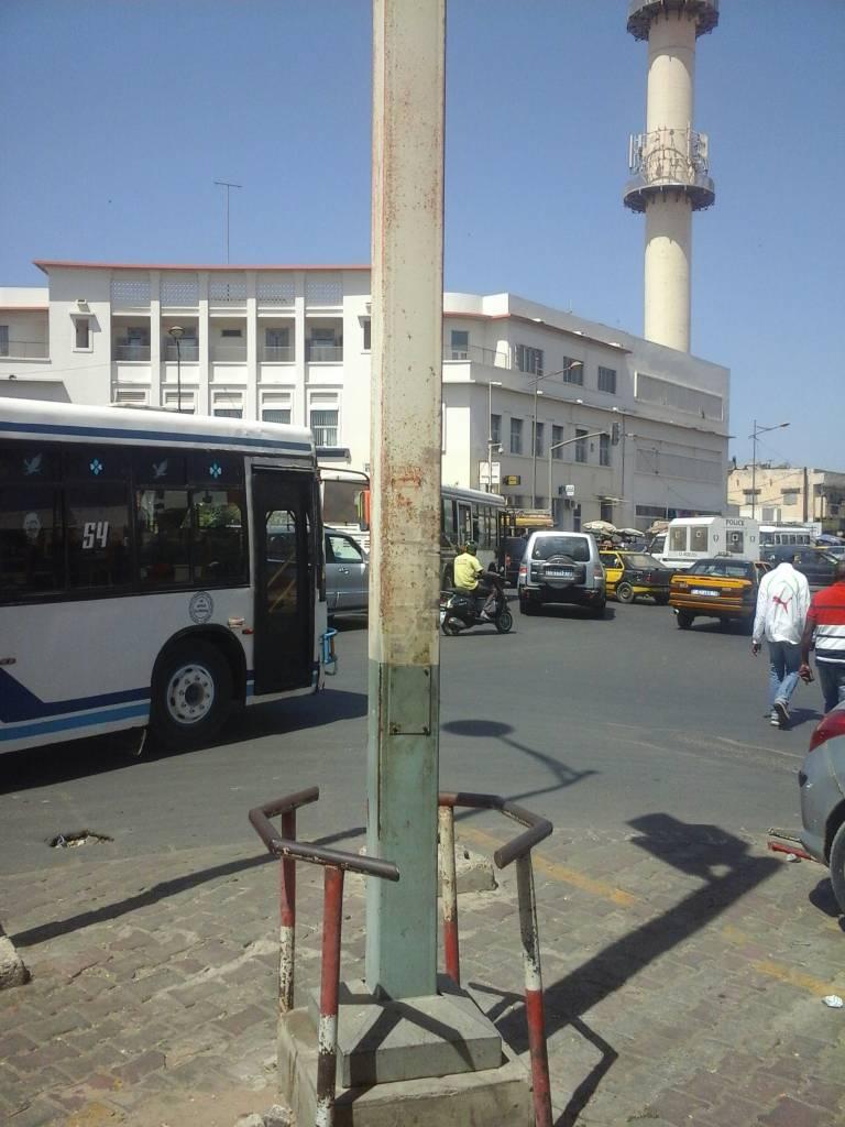 Sit in de l'opposition : L'axe Poste de Médina/Grande Mosquée désertée par l'opposition