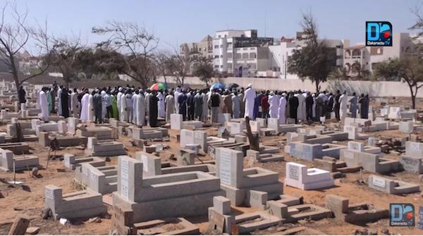 Cimetière de Yoff : La dernière demeure de Mouhamadou Mbodj