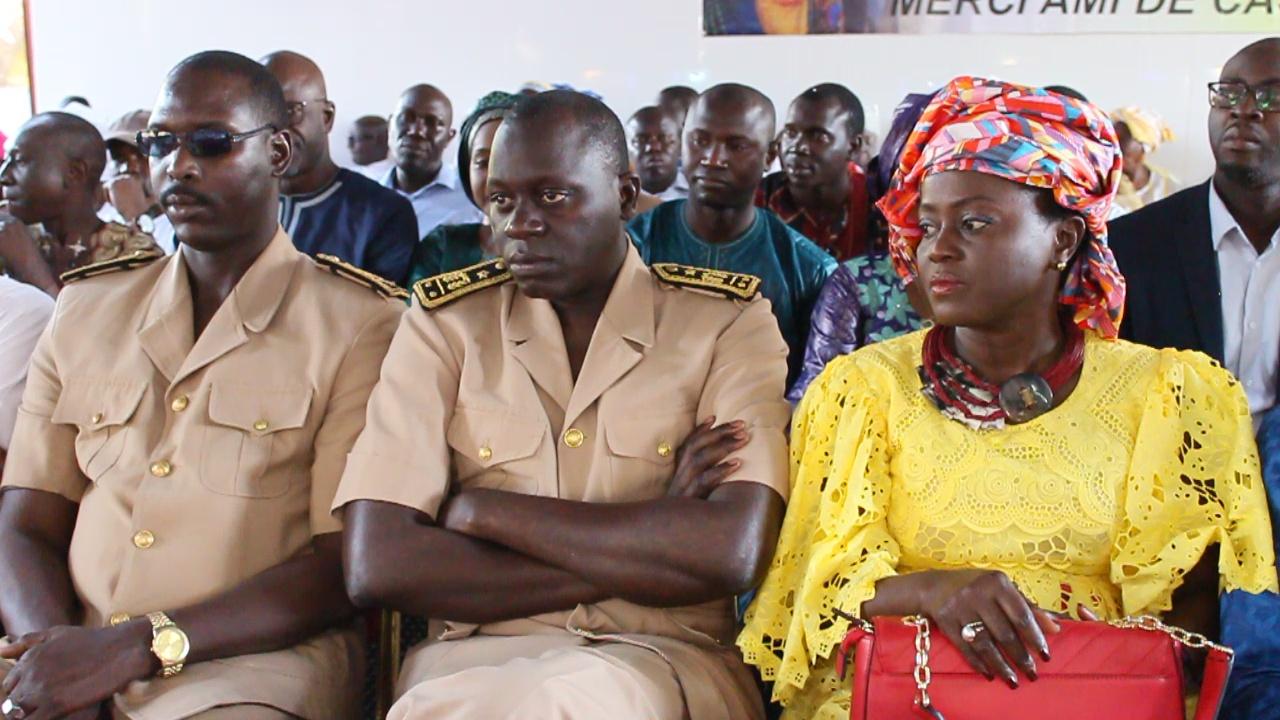 ZIGUINCHOR : 30 GIE de femmes financés à hauteur de 30 millions FCFA grâce au réseau ''Kussek'' d'Aminata A. Manga