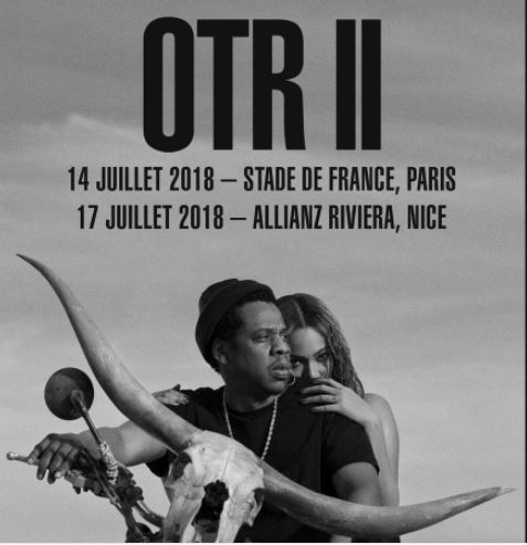 "Tournée « On The Run II » : ""Touki bouki"" inspire Beyonce"