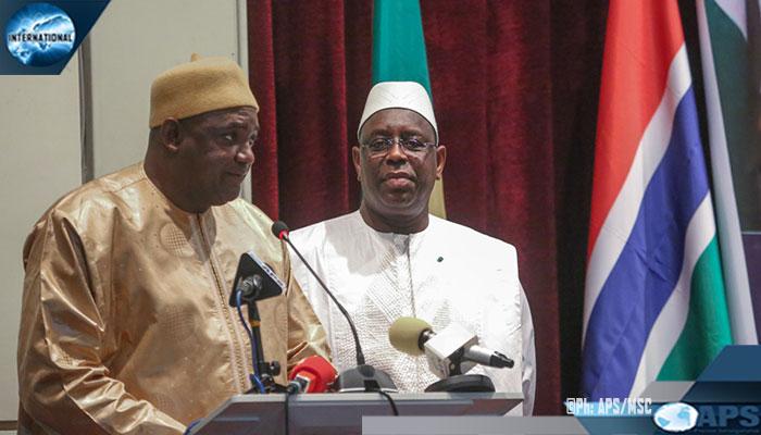 """Banjul se prépare à """"juger toute personne"""" impliquée dans des crimes commis sous Yahya Jammeh (Adama Barrow)"""
