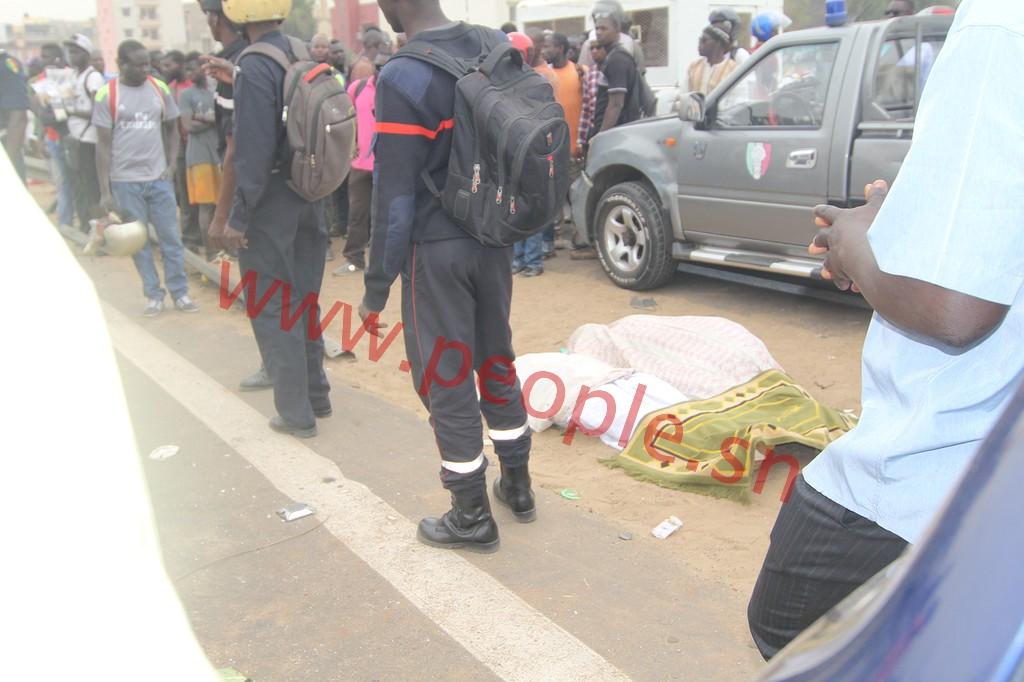 Nord-Foire : un élève du Cem de Yoff tué par un car « Ndiaga-Ndiaye »