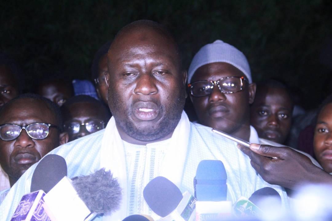 """GALASS KALTOUM PERSISTE : """" Le Sénégal est malade et a besoin d'une ordonnance que seul Idy peut prescrire... Le 24 février 2019, Idy succédera à Macky ''"""