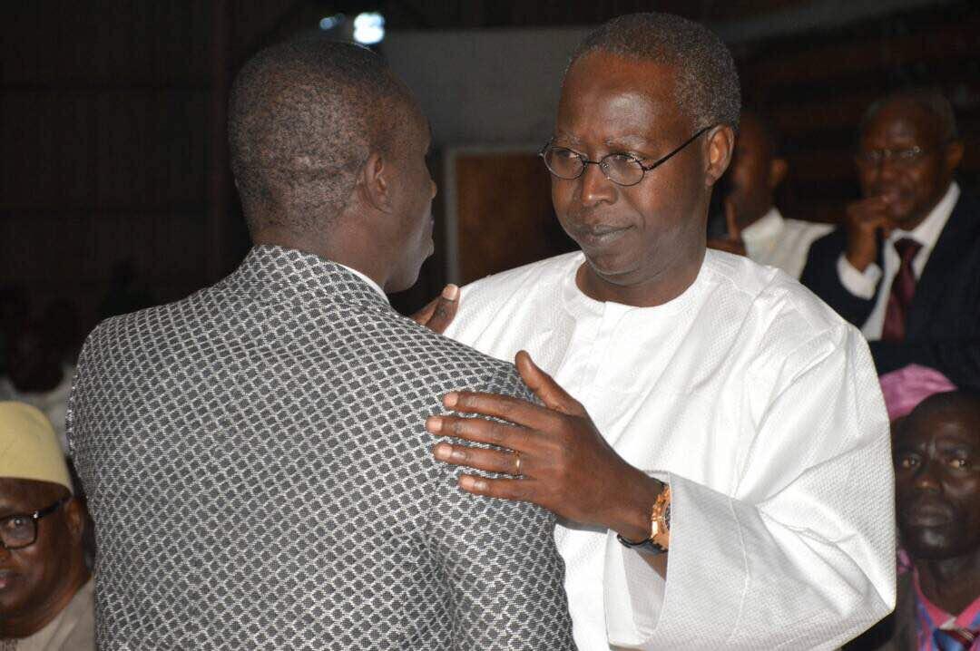 """SOIRÉE """"COMEVA"""" AU CICES : Pape Diouf fait danser les autorités dont le Premier ministre"""