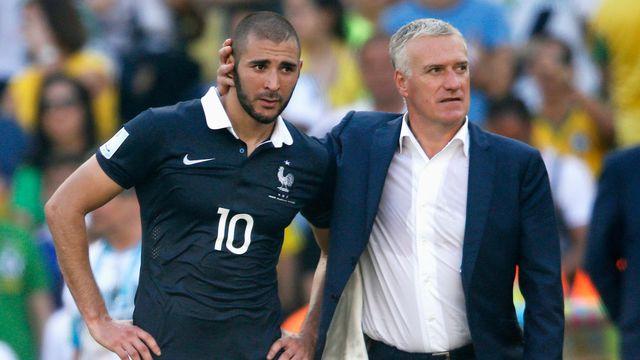 Equipe de France : Benzema au Mondial ? Deschamps répond