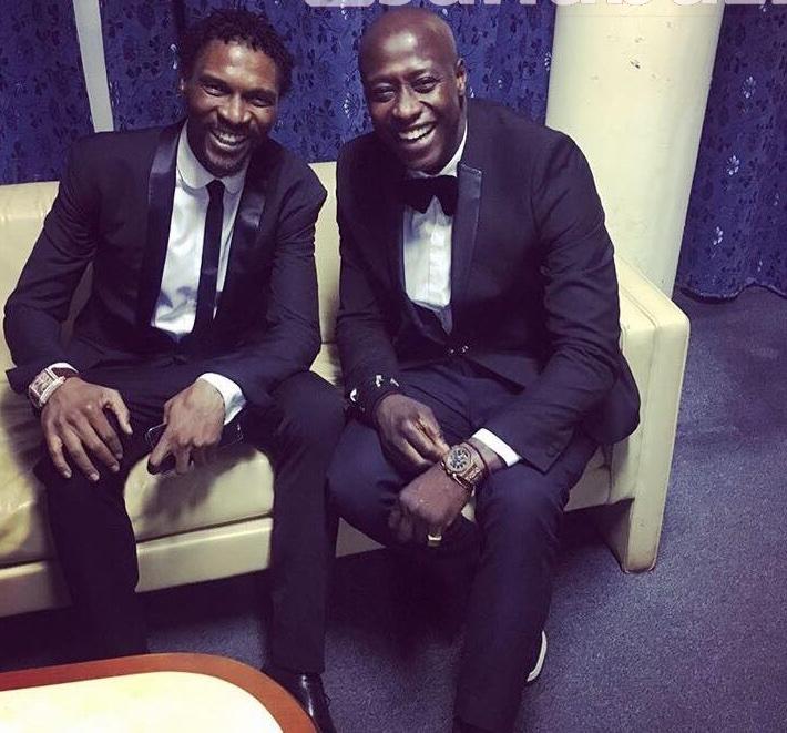 """Khalilou Fadiga : """"Rigobert Song te découpait, mais toujours avec classe"""""""