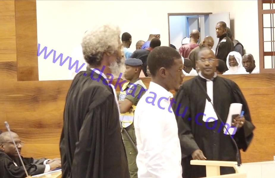 Procès pour terrorisme : Cinq (05) ans ferme requis contre Assane Kamara