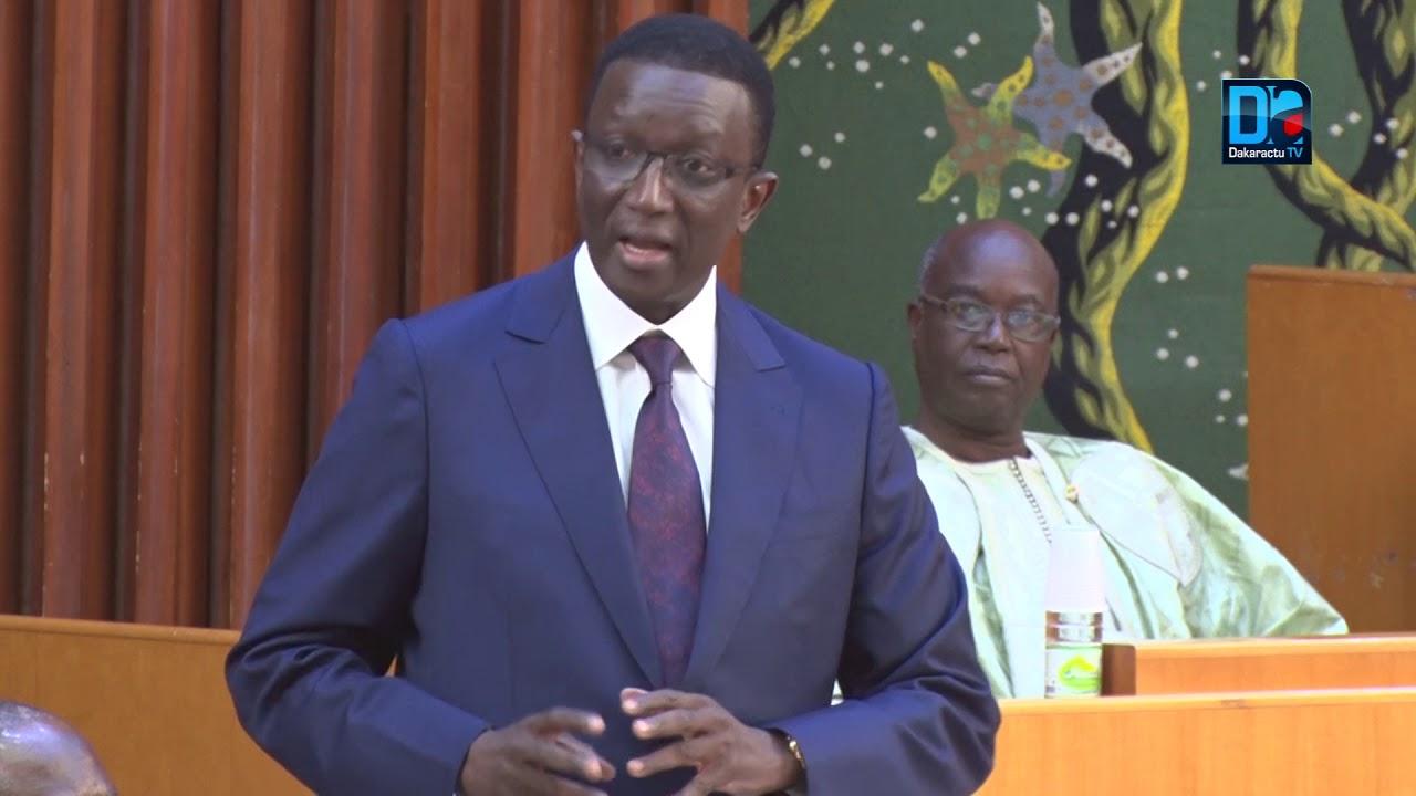 """AMADOU BA : """"Ce sont les mêmes banques qui avaient accompagné le Sénégal lors de l'Eurobond en 2011 qui ont été reconduites"""""""