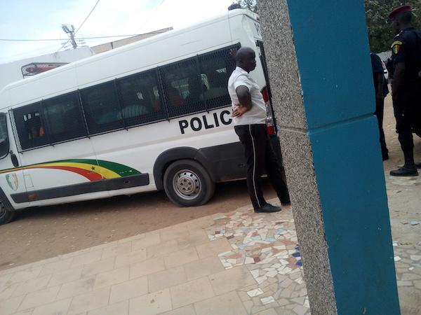 MBOUR : 20 Taximen grévistes déférés
