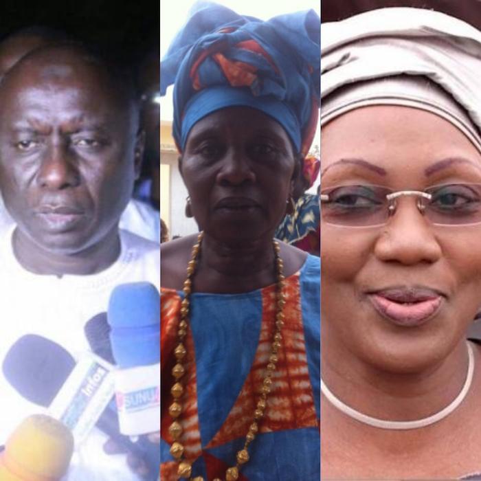 TRANSHUMANCE À DIOURBEL - Aminata Tall déleste Idrissa Seck de sa responsable des femmes