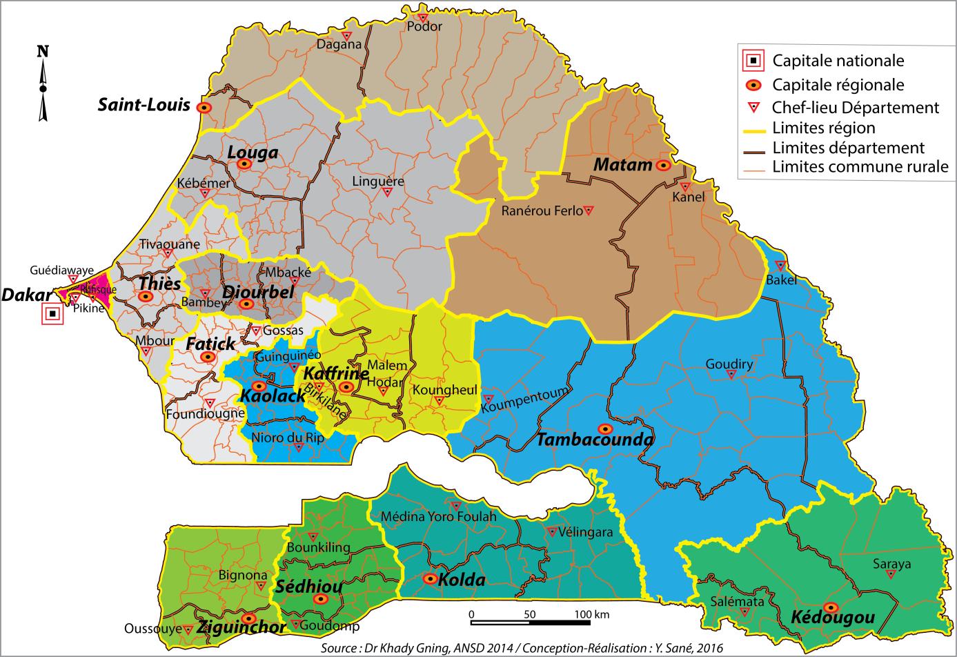 Le Sénégal, une gouvernance linguistique qui freine l'émergence (Mbacké Diagne)