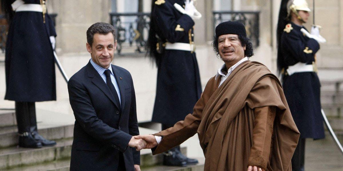 Financement libyen de la campagne 2007. Nicolas Sarkozy en garde à vue ce mardi matin