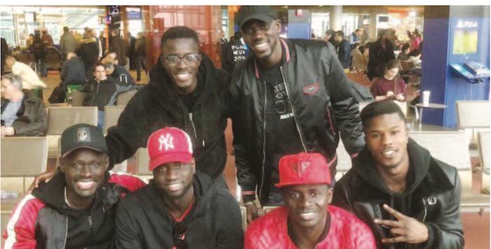 LES LIONS À CASABLANCA DEPUIS LUNDI : Forfait, Idrissa Gana Guèye retourne en Angleterre