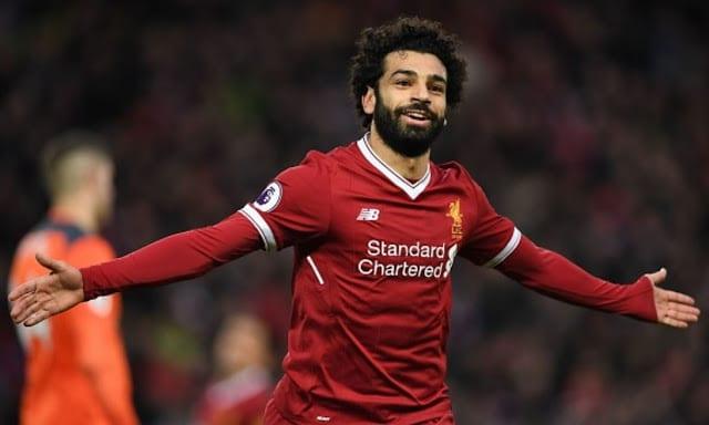 Liverpool : Salah, un prix de 227 M€ évoqué