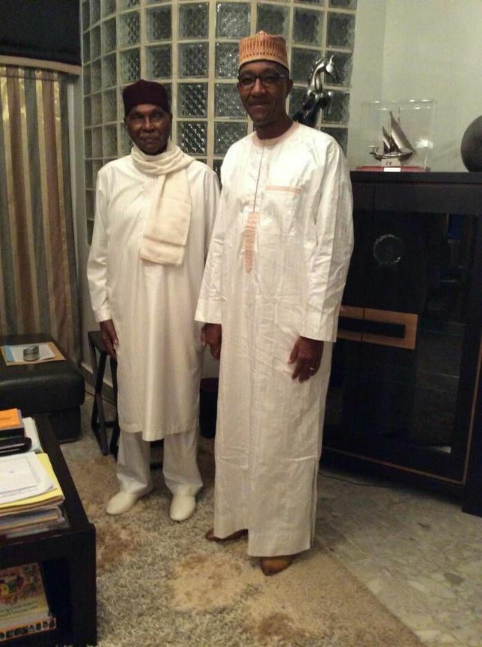 Versailles : rencontre secrète entre Me Wade et Abdoul Mbaye