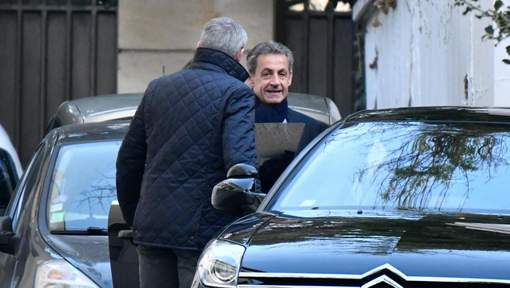 """Sarkozy réagit: """"Depuis 2011, je vis l'enfer de cette calomnie"""""""