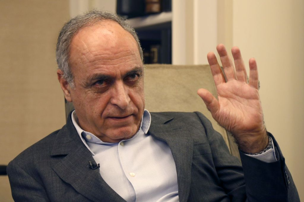 Ziad Takieddine revient à la charge : « Ce n'est pas un hasard que Karim Wade soit au Qatar, dans ce pays qui finance les terroristes »