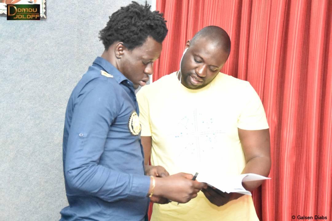 Promotion musicale : L'artiste Tarba Mbaye et « Domou Djoloff » vont faire équipe