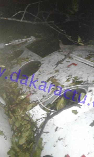 Crash d'un hélico de l'armée : La SR sur les lieux du drame
