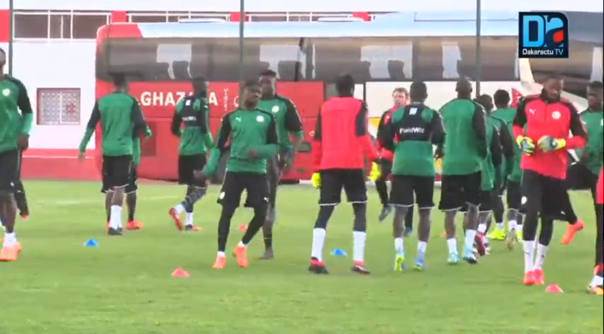 Sénégal/Ouzbékistan : Les Lions en 5-3-2 avec Djilobodji, Alfred Ndiaye et Fallou Diagne en défense à trois