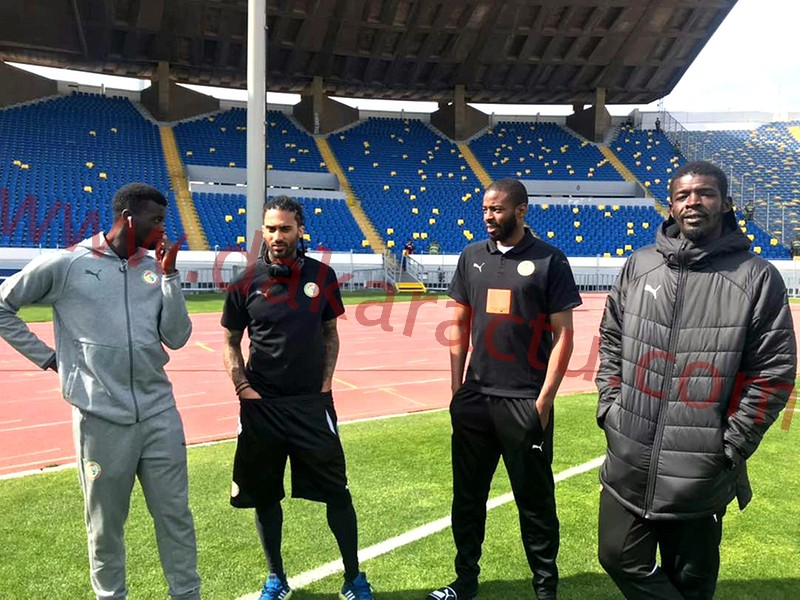 Khadim Ndiaye, Keïta Baldé, Cheikhou Kouyaté et Mame Biram Diouf absents de la feuille de match