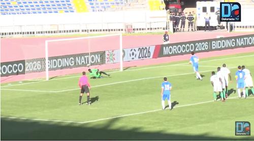 Match amical : le Sénégal mené au score