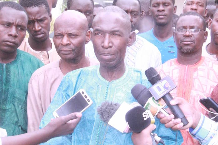 GROGNE SYNDICALE CHEZ LE KHALIFE - Les travailleurs de l'hydraulique vilipendent Mansour Faye devant Serigne Mountakha Mbacké