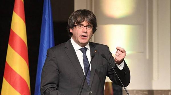 Le leader indépendantiste catalan Carles Puigdemont arrêté en Allemagne
