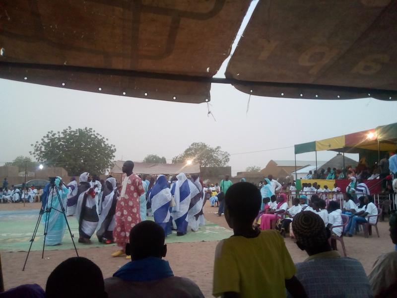 Meeting de ralliement à Koungheul : Les maures déroulent le tapis rouge à Socé Diop Dionne