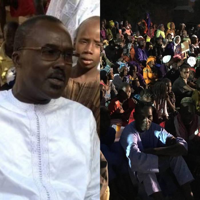MEETING DE DAROU SOUS HAUTE TENSION - Khalifa Dia brave les menaces, réussit la mobilisation et dégaine 2 millions pour la résidence Boroom Darou