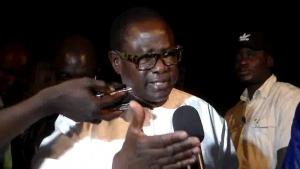 """L'opposition sénégalaise s'est fixée comme objectif principal de """"chasser"""" le président Macky Sall du pouvoir au soir du 24 février 2019."""