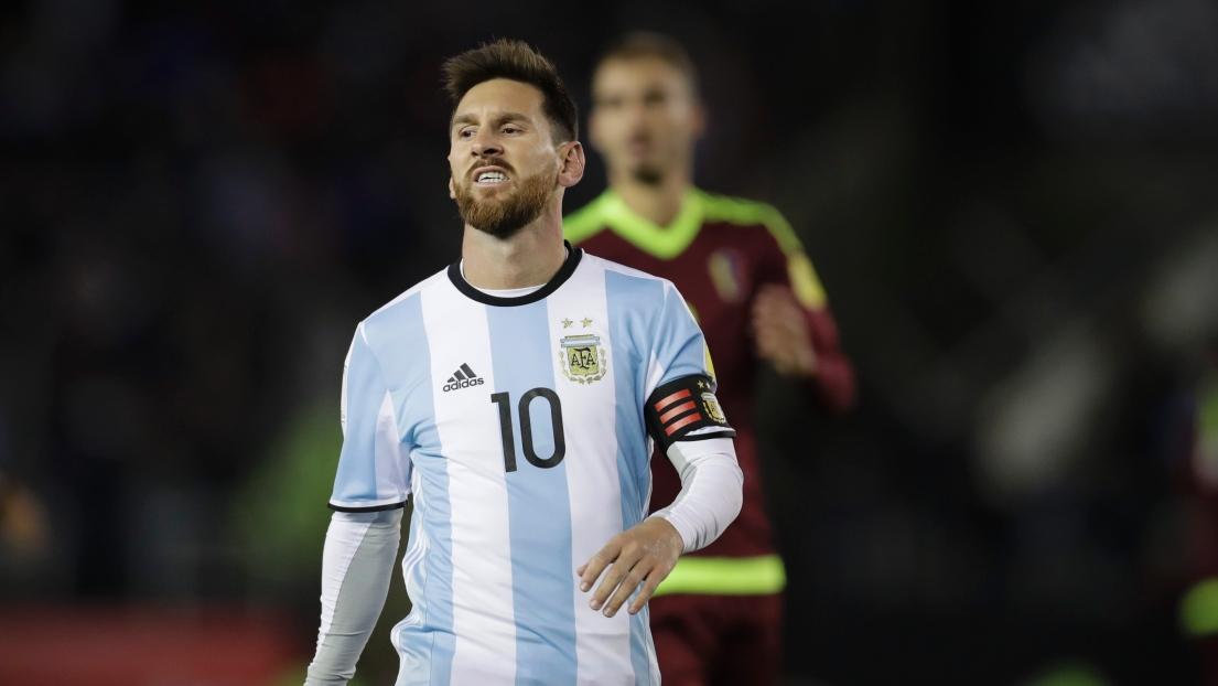 Argentine : Messi ne ratera pas le choc