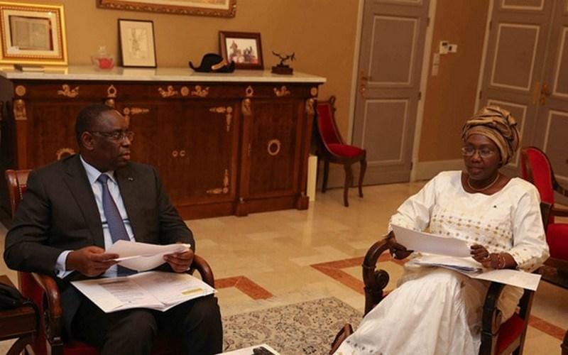 Haute politique et manœuvres : Aminata Tall reçue au palais après avoir annulé sa sortie