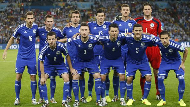 Ce qu'il faut savoir sur l'équipe de la Bosnie, créée pendant que le Sénégal organisait la CAN 1992