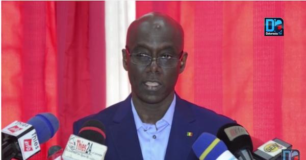 Démission de Thierno Alassane Sall : un proche de l'ex-ministre répond au Pm