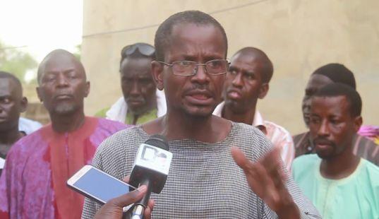 DALLA-NGABOU  GROGNE - Toujours favorable au Président Sall lors des élections, mais ' zéro infrastructure, ambulance en panne... Cissé Lô invisible '