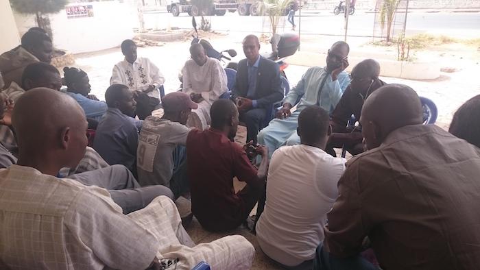Municipalité de Kaolack : Les  39 ex-travailleurs ont mis fin à leur grève de la faim