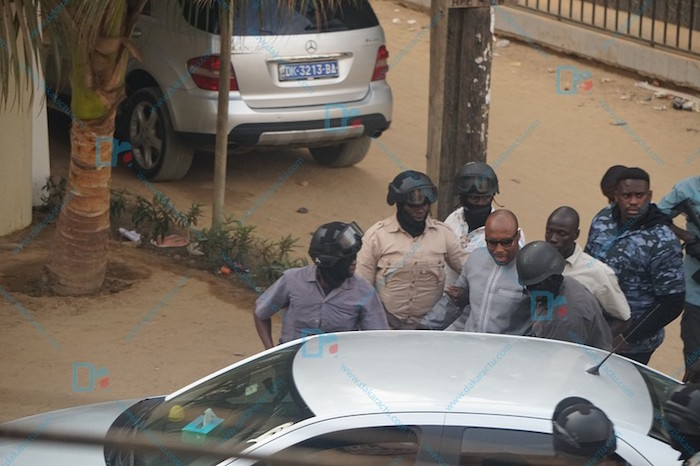 Injures et outrages à magistrat : Le maire de Mermoz/Sacré-Cœur placé en garde à vue