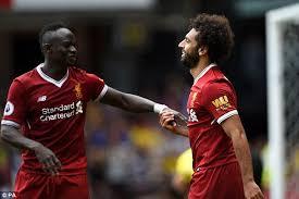 Le duo Mané-Salah a encore porté Liverpool contre Crystal Palace (2-1)