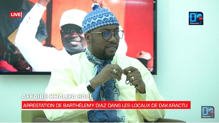 Sheikh Alassane Sène sur le verdict du procès de Khalifa Sall : « Ce qui se passe au Sénégal est pire que le terrorisme »