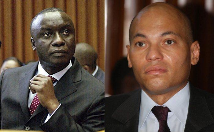 Idrissa Seck se réconcilie avec Wade-fils : « J'ai retrouvé en Karim le frère »