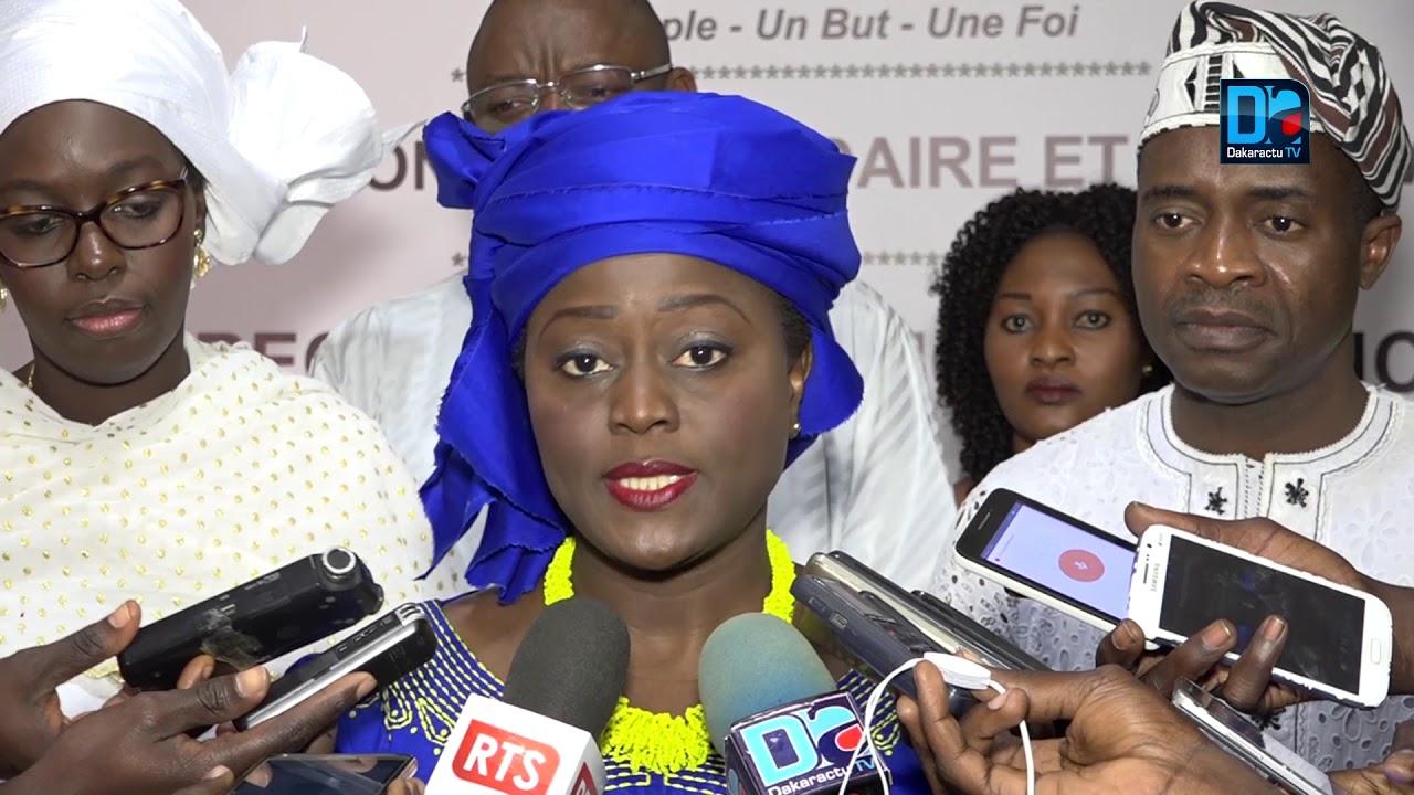 Aminata Angélique Manga sur le discours de Macky Sall : « La  Délégation à l'entreprenariat rapide ne vise pas des objectifs électoraux »