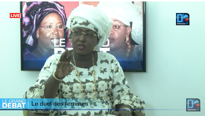 Achat de consciences : Maïmouna Ndoye Seck raconte quand Aïda Mbodj travaillait sous les ordres de Macky